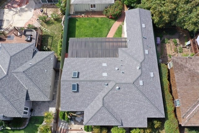 House roofing