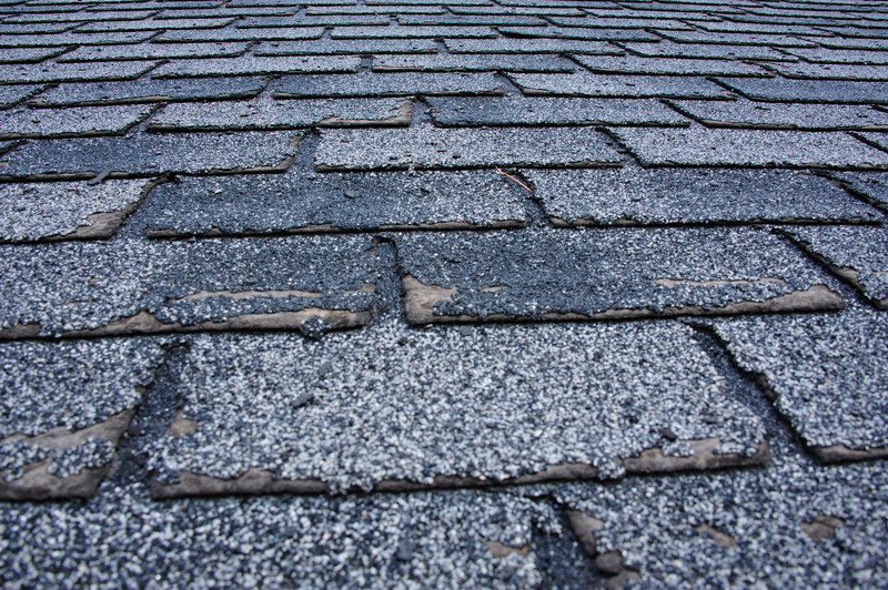 bad roofing