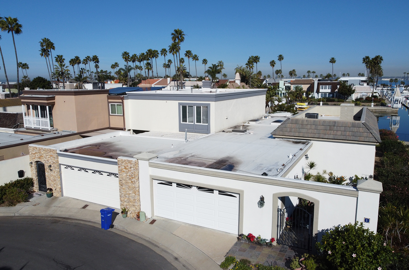 Coronado Roof