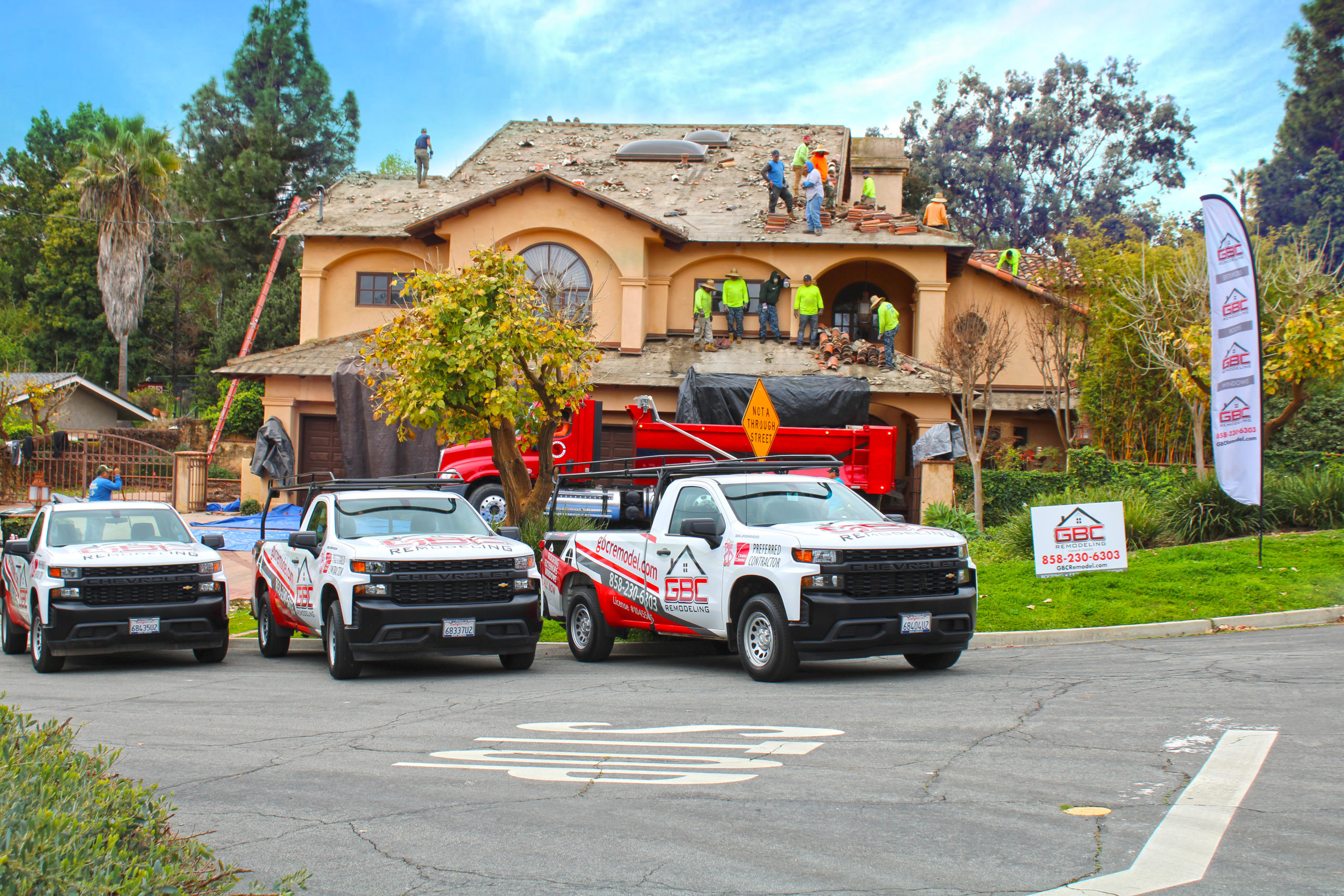 #1 Roof Repair Experts in San Diego