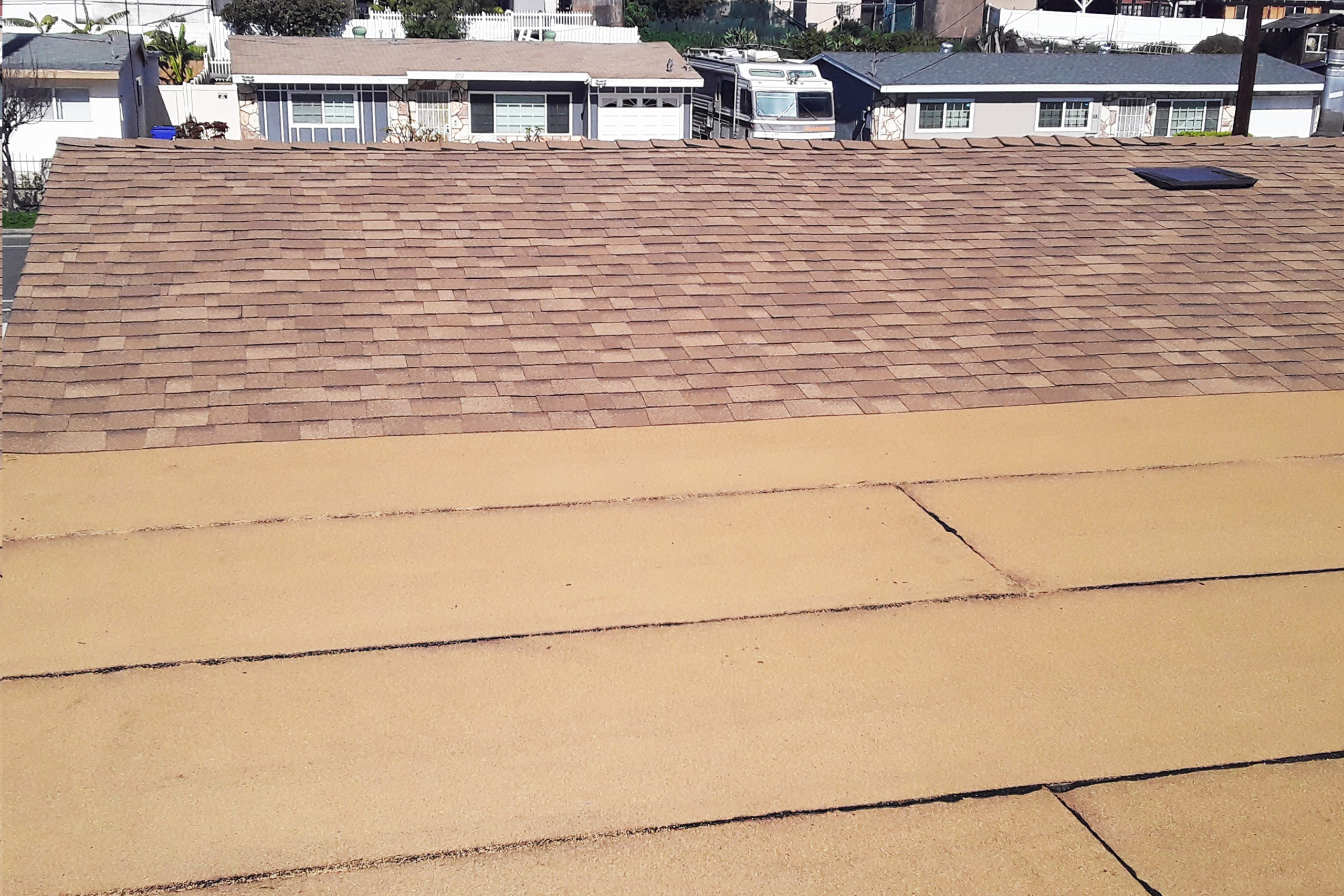gbc completed roof