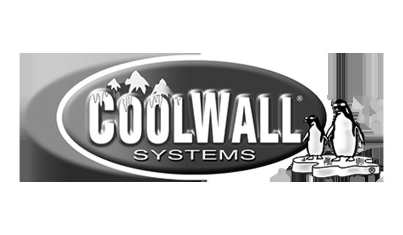cool wall logo