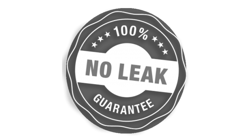 No Leak Guarantee