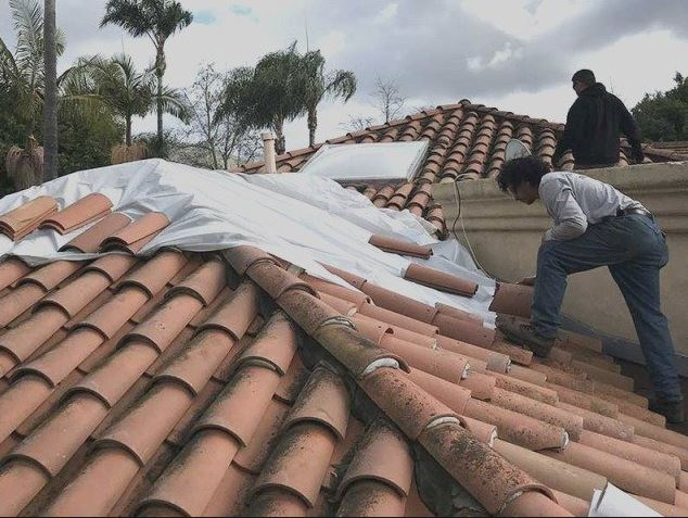 Replacement of Roof