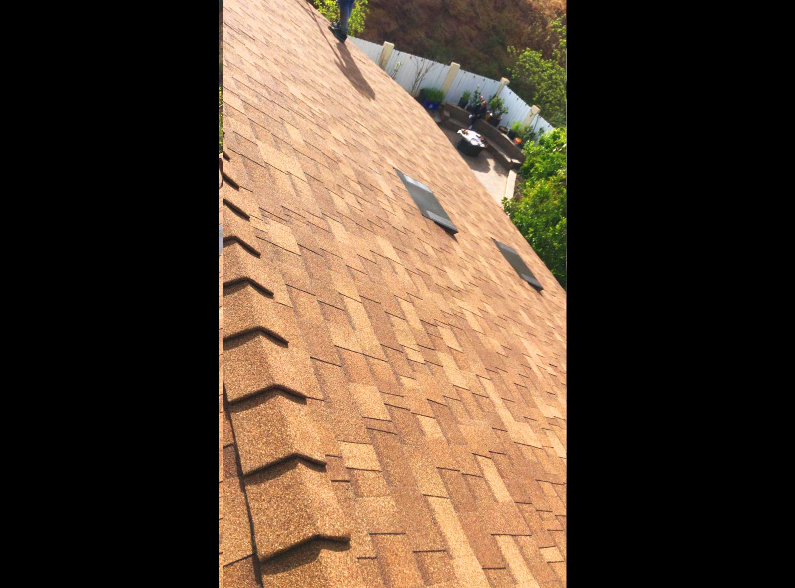 shingle roof 2