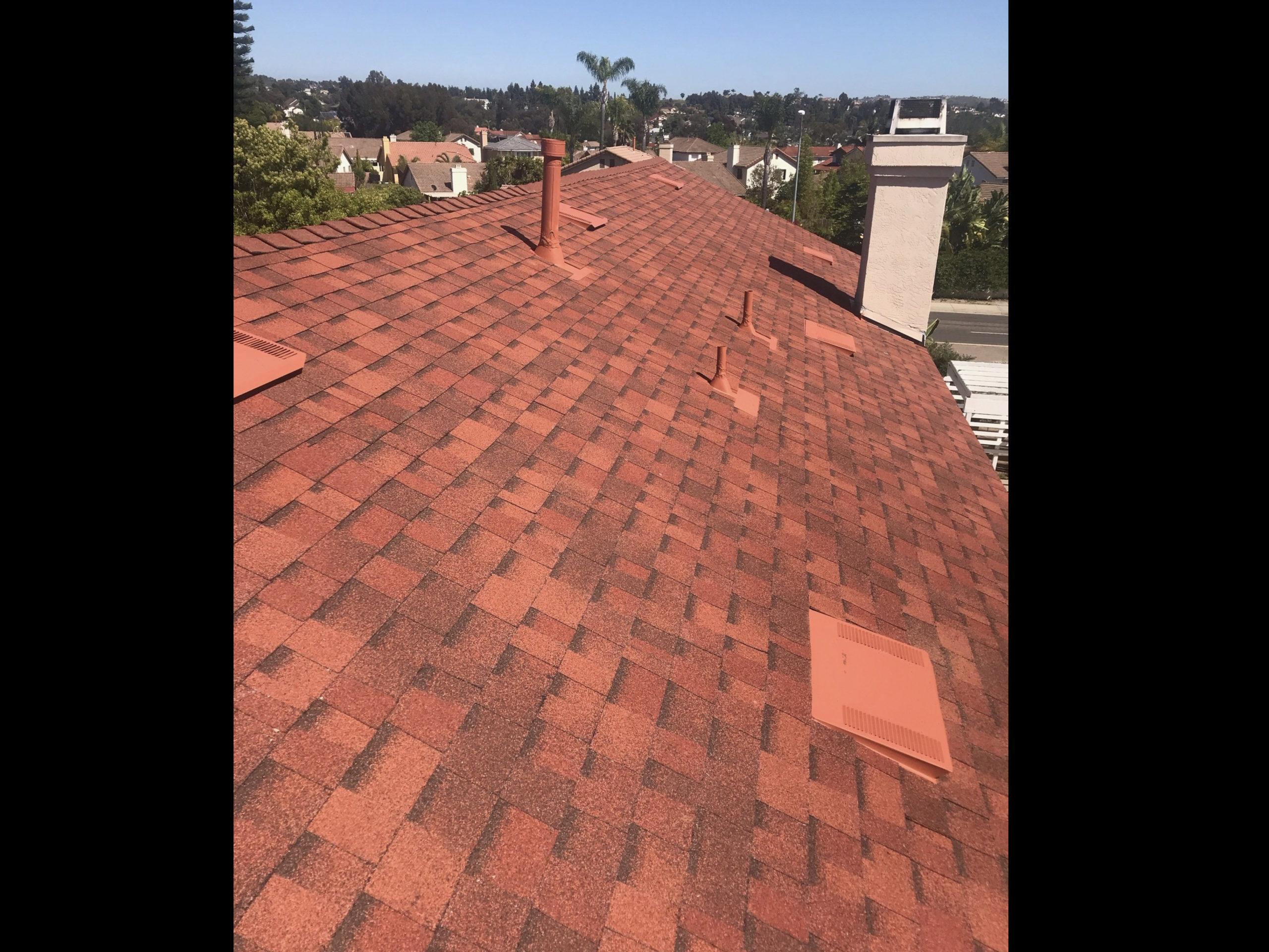 + shingle + roof