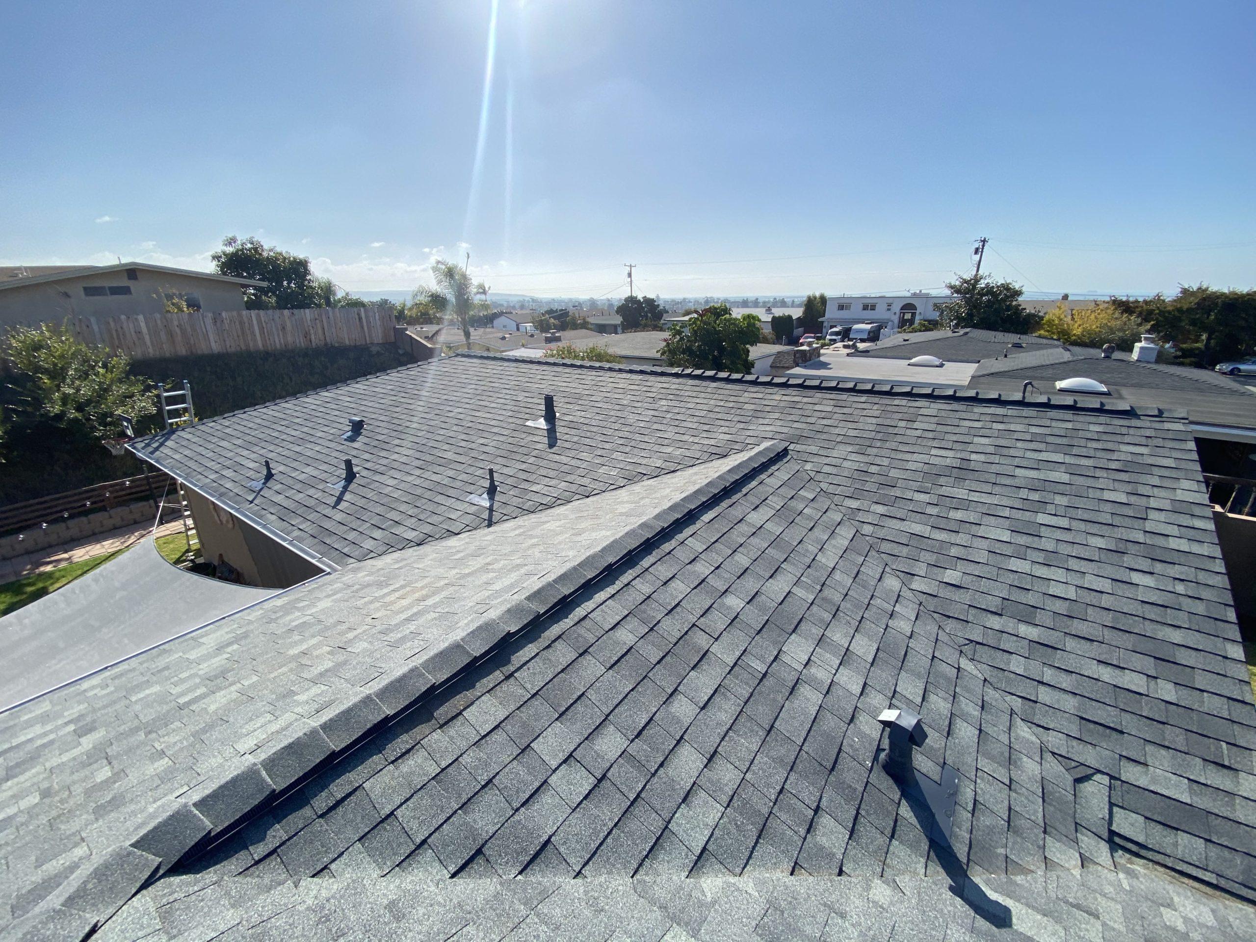 roof update