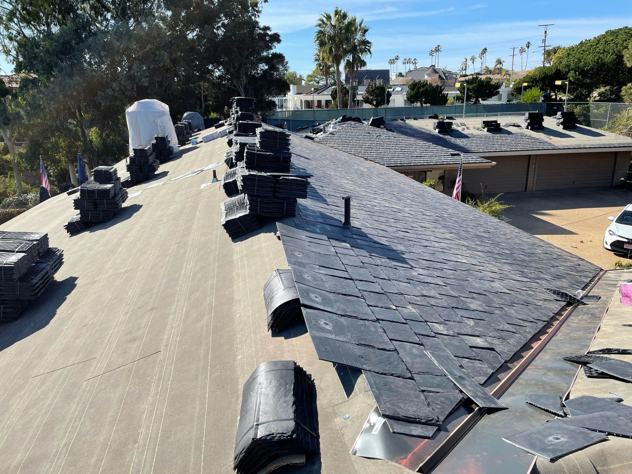 tile roof contractor