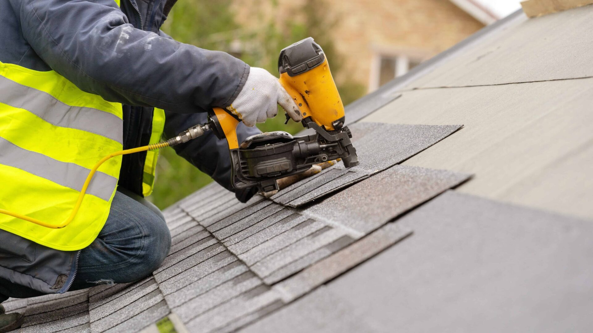 repair or replace your roof
