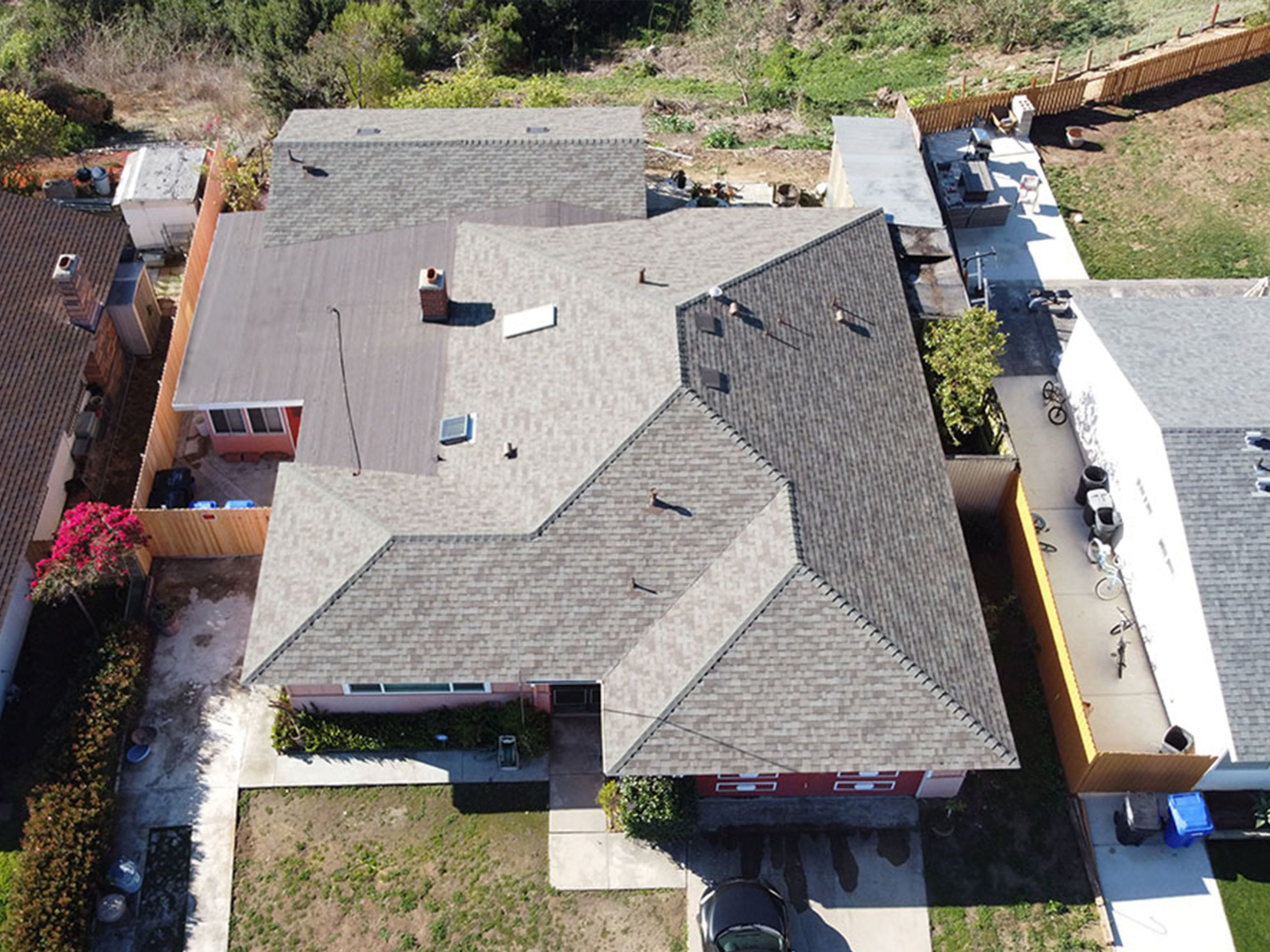 new roof completion 2